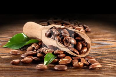 łyżka kawy
