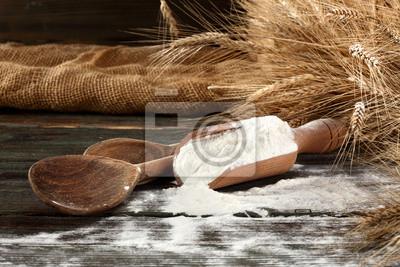 Plakat Mąka