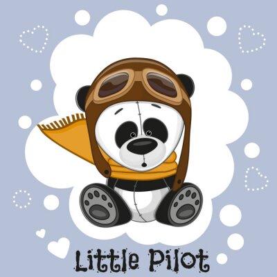 Plakat Mała Pilot