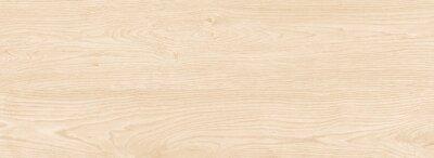Plakat Maple wood texture, wooden panel background