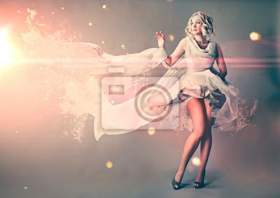 Plakat Marilyn Monroe 09 / lightleak