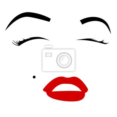 Plakat Marilyn Monroe