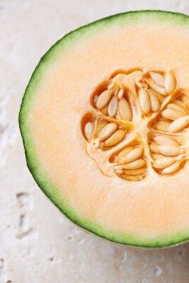 Plakat Melon kantalupa