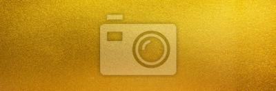 Plakat Metal tekstury tło w złocie Zatoka złota tekstura