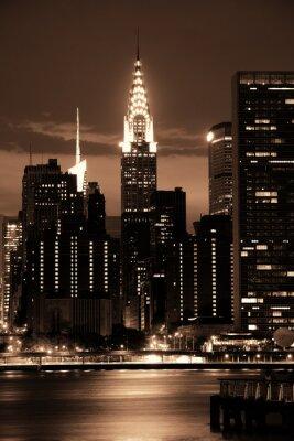Plakat Midtown New York