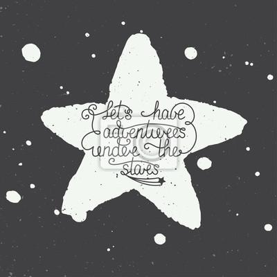 Miejmy Przygody Pod Gwiazdami Plakaty Redro