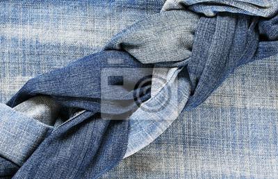 moda stylowy tkaniny Tkaniny tkaniny w splocie niebieskie d? insy o ró? nych kolorach