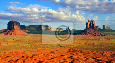 Monument Valley - Punkt artysty