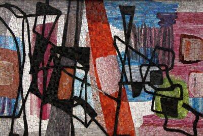 Plakat Mosaico de Colores 2.