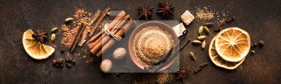 Plakat Mulled Wine Spices