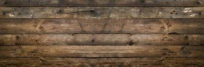 Plakat Naturalne tekstury drewna na tle. Skopiuj miejsce, baner