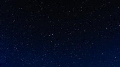 Plakat Night starry sky background, universe