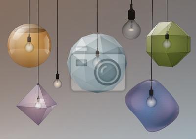 nowoczesne ekskluzywne lampy wiszące