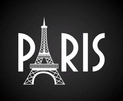Plakat Paris City