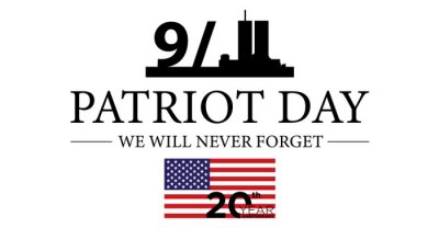 Plakat Patriot Day USA 9 11
