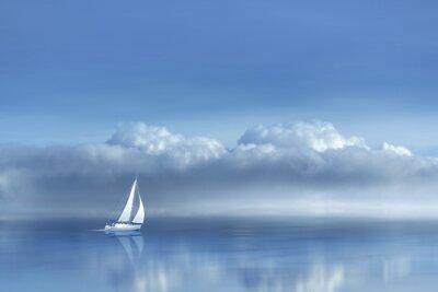 Plakat Pêcherie en bord de Mer