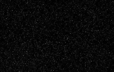Plakat Perfect gwiaździsty nocnego nieba tło - kosmosu wektoru tło