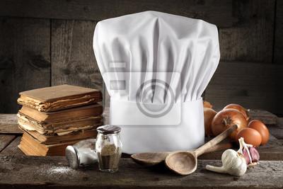 Plakat photo kuchni