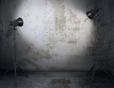 Plakat photo studio