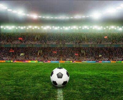 Plakat Piłka nożna bal.football,