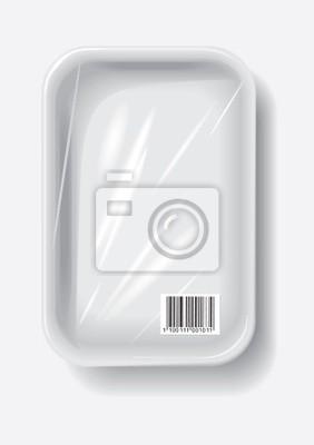 plastikowy pojemnik