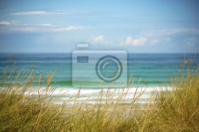 Plakat plaża krajobrazoweg