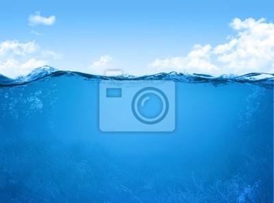 Podwodne sceny