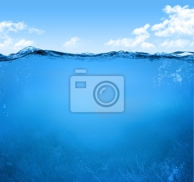 Plakat Podwodne sceny