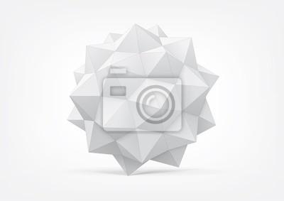 Polyhedron do projektowania graficznego