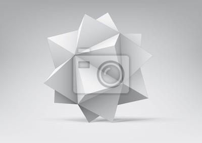 Polyhedron z trójkątnych twarzach