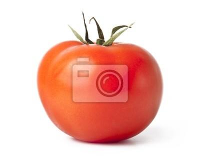 pomidory na białym tle