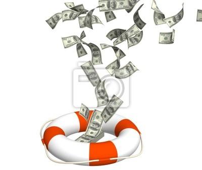 Pomoc w kryzysie finansowym