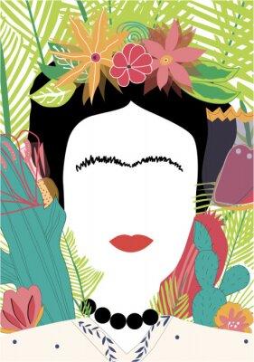 Frida Kahlo Plakaty Na Wymiar Redropl