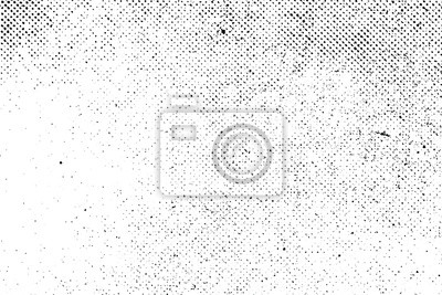 Plakat Prawdziwy organiczny rocznika grunge półtonów wektora tło z tuszem do druku