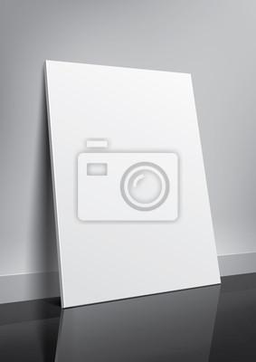 próbka plakat do portfela projektu