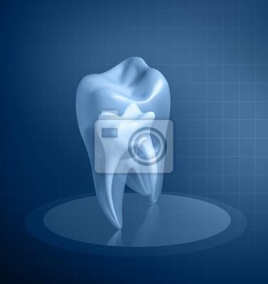 przejrzyste zębów