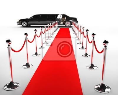 Plakat Red Carpet