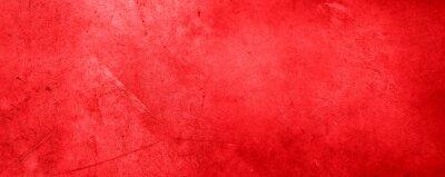 Plakat Red textured background