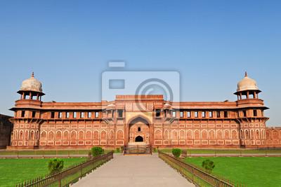 Plakat Redi Fort, Indie