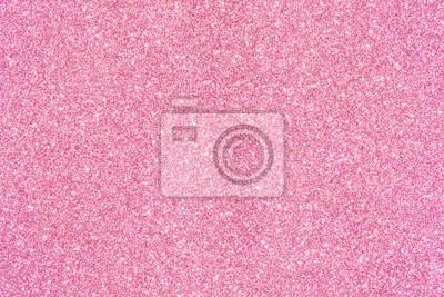 Plakat różowy brokat tekstury abstrakcyjne tło