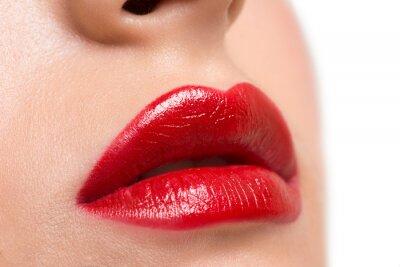 Plakat Seksowne usta