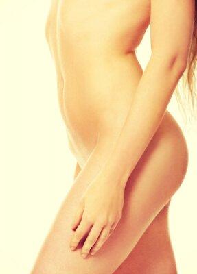Plakat Slim ciała kobiety