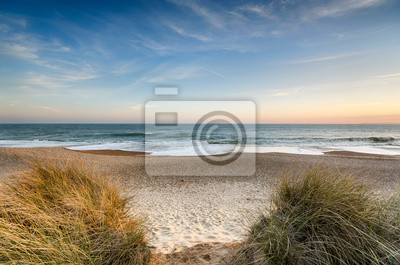 Plakat Snad dunes at Hengistbury Head