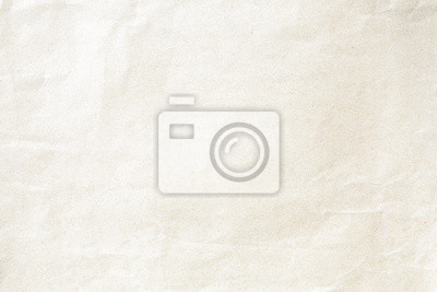 Plakat Soft brown crumpled winkle detail background paper texture