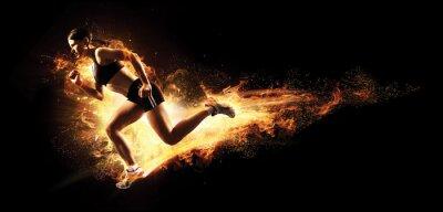 Plakat Sport.Runner