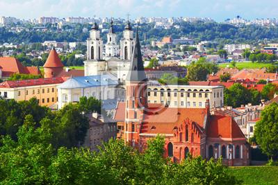 Stare Miasto w Kownie