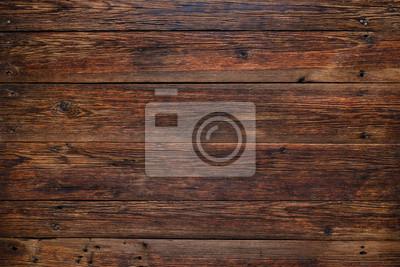 Plakat Stare tło czerwone drewno, tamtejsze powierzchni drewnianych z copyspace