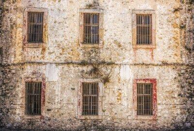 Plakat Stary Windows