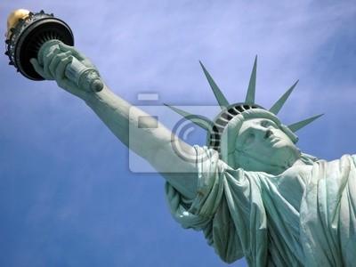 Statua Wolności w Nowym Jorku.