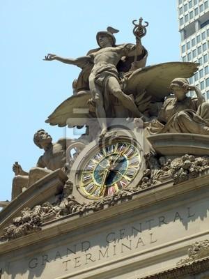 Statuetki Grand Central Terminal